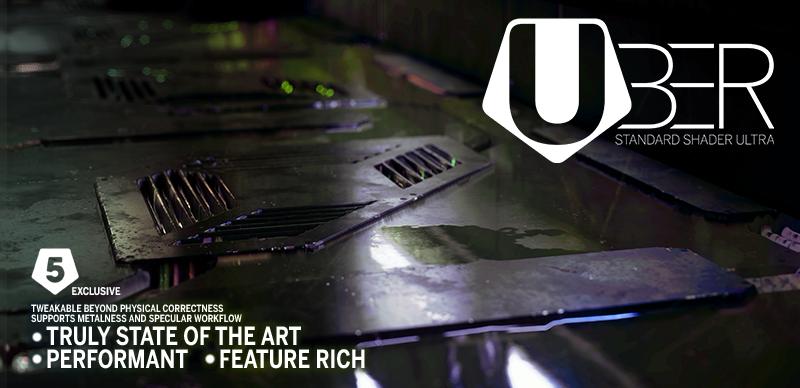 UBER - Standard Shader Ultra - Unity Forum